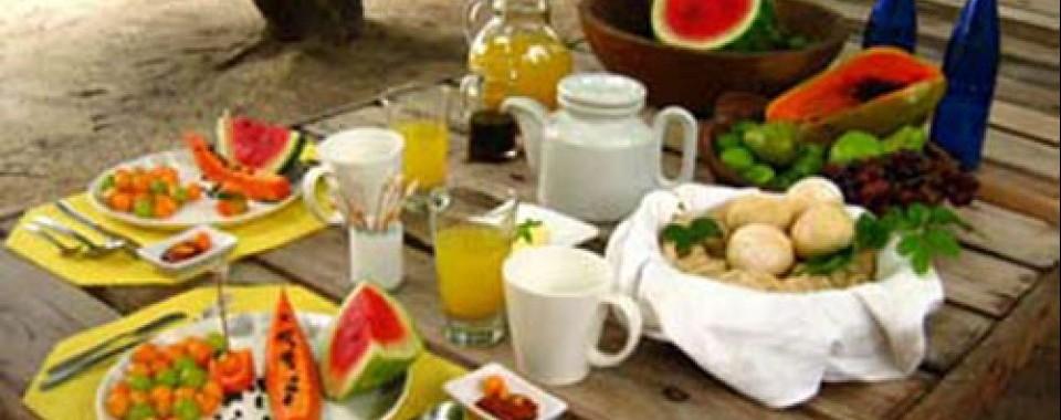 Desayuno Fuente playascondida com